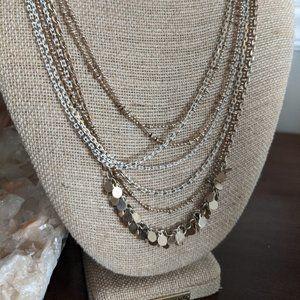 Positano Convertible Layered Necklace